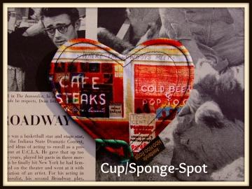 Cup/Sponge-Spot (Customize)